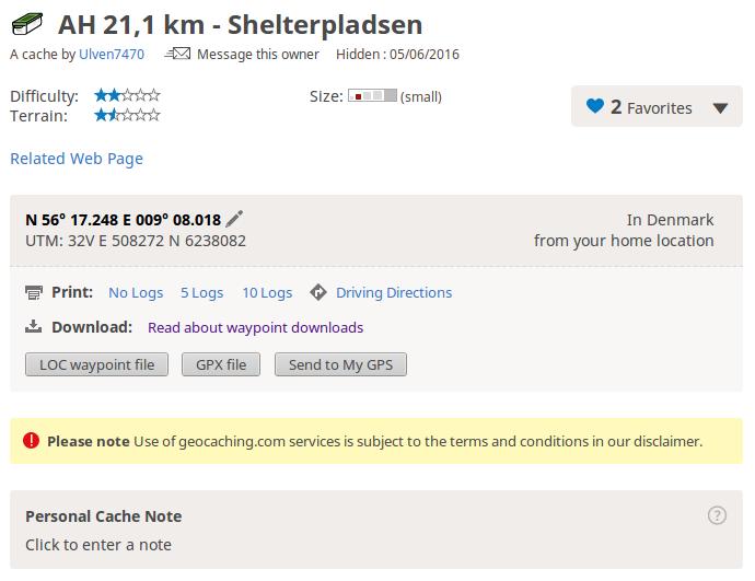 AH 21.1 Shelterpladsen